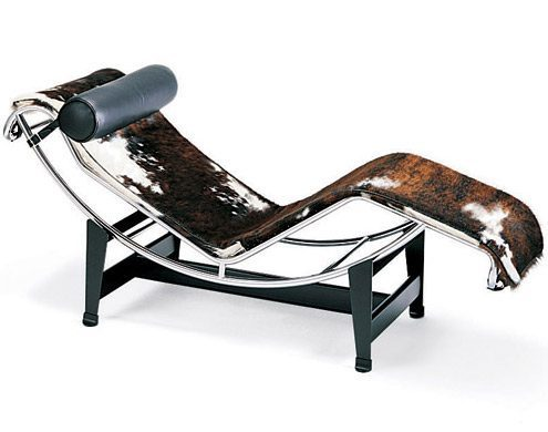 Chaise Casarredo Lc4 it Cassina Lounge Corbusier — Le y8wONm0vn