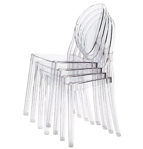 Victoria Ghost - Philippe Starck Kartell — Casarredo.it