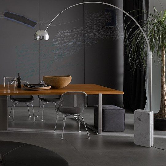 huge selection of 2ad9d ae2bb Arco floor lamp Achille Castiglioni Flos