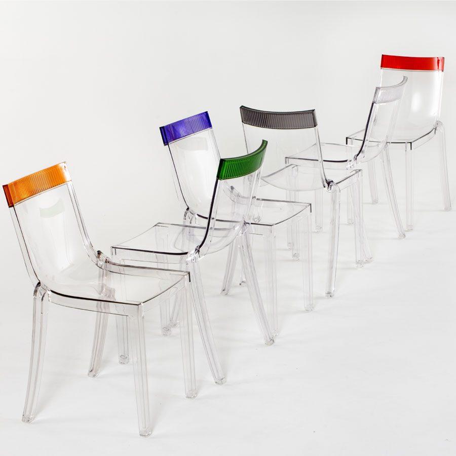 Hi-Cut sedia di Philippe Starck per Kartell — Casarredo.it