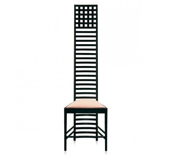 Hill house sedia mackintosh cassina for Cassina sedie