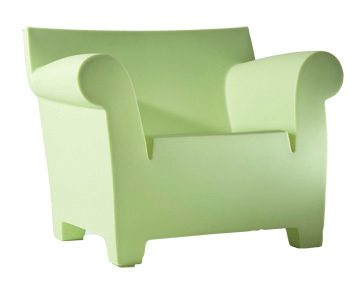 Poltrona Philippe Starck.Armchair Bubble Club By Philippe Starck For Kartell