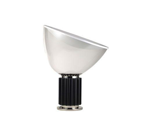 Taccia led lampada tavolo castiglioni flos u casarredo