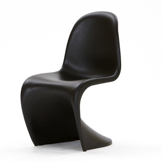 panton chair di verner panton per vitra. Black Bedroom Furniture Sets. Home Design Ideas